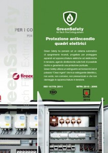Green Safety brochure quadri elettrici